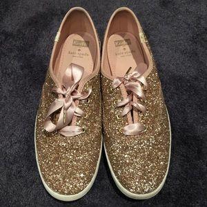 Keds x kate spade new york Champion Glitter Shoes